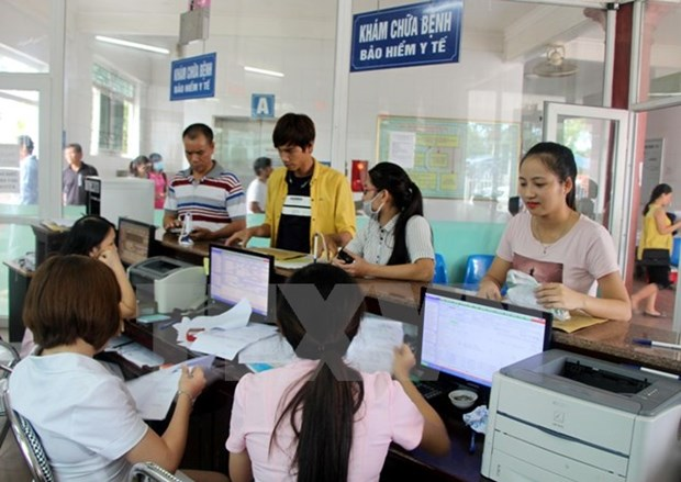 Ministry of Health clarifies health insurance hinh anh 1