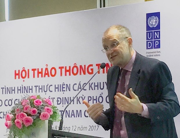 Workshop updates VN's implementation of UPR recommendations hinh anh 1