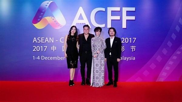 """Sai Gon, anh yeu em"" wins jury prize at ASEAN-China Film Festival hinh anh 1"