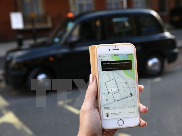 Ministry rejects Uber's complaints about tax arrears hinh anh 1