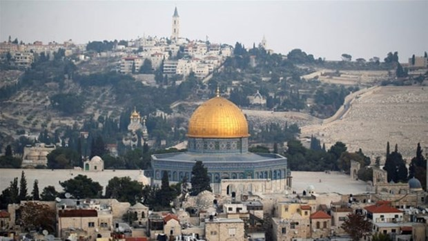 Vietnam concerned about negative impact of US's decision on Jerusalem hinh anh 1