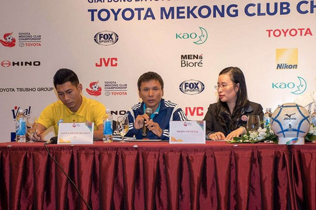 Mekong Clubs Championship to take place in four countries hinh anh 1