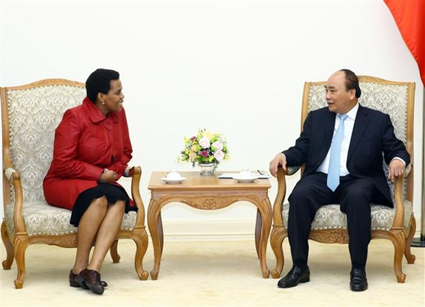 PM asks for enhanced Vietnam-South Africa trade hinh anh 1