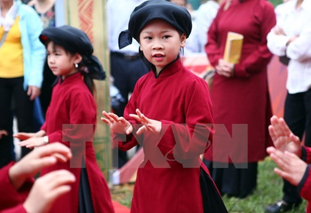 Xoan singing has been saved: UNESCO hinh anh 1