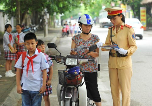 Go home safely campaign launched to protect children hinh anh 1