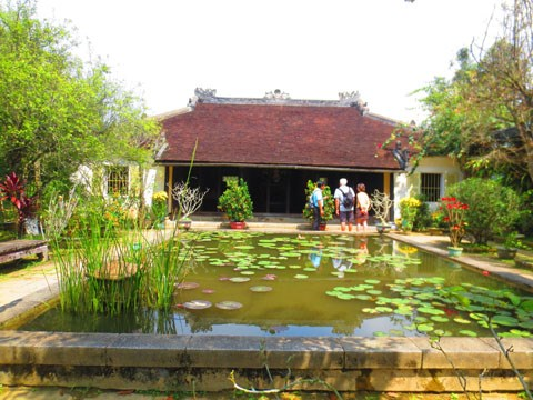 Nearly 32.6 billion VND to protect garden houses in Hue hinh anh 1