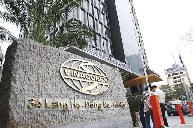 SCIC sells 5.6 percent stake at Vinaconex hinh anh 1