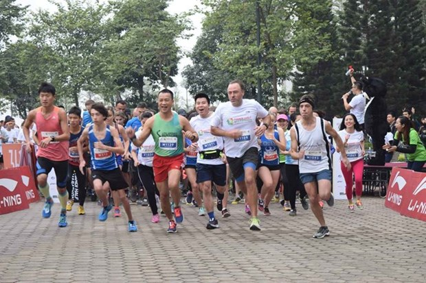 Half marathon calls for end to bear farming hinh anh 1