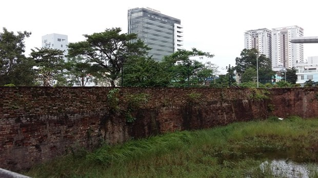 Old citadel to be recognised as National Special Relic hinh anh 1