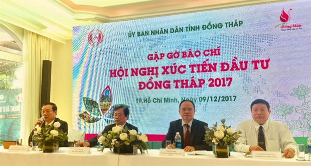 Dong Thap to host investment promotion conference hinh anh 1