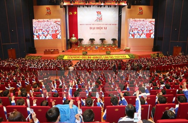 Eleventh national youth union congress opens hinh anh 1