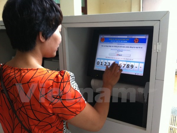 E-tax payment service to be expanded hinh anh 1