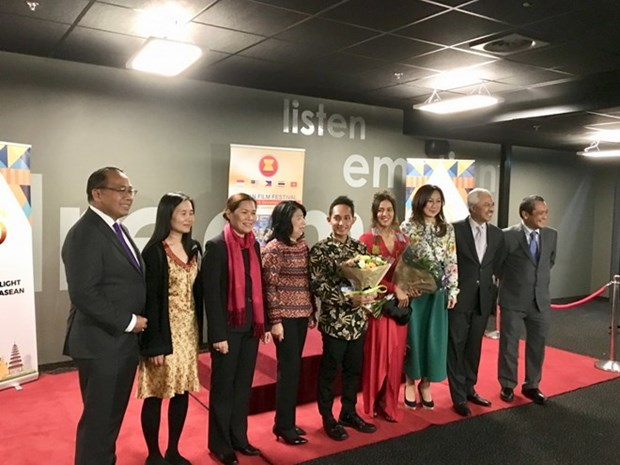 First ASEAN film festival held in the Netherlands hinh anh 1