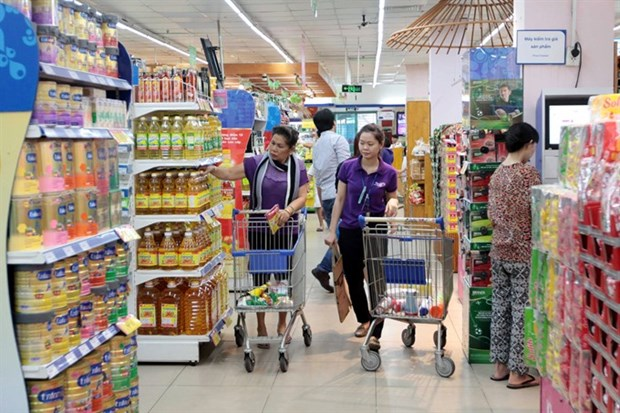 Vietnamese goods enjoy promotion gains hinh anh 1