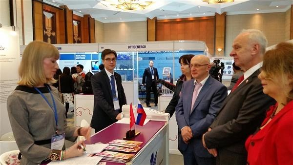 Expo-Russia Vietnam to enhance bilateral economic links hinh anh 1