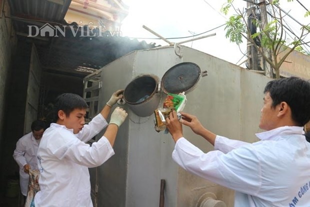 Inventors create novel waste disposal technique hinh anh 1