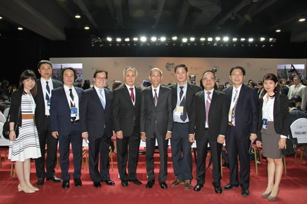 WTO foreign ministers convene 11th conference hinh anh 1