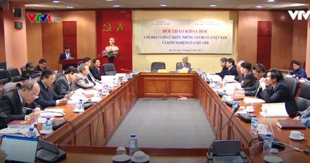 Seminar spotlights Vietnam's culture and development issues hinh anh 1