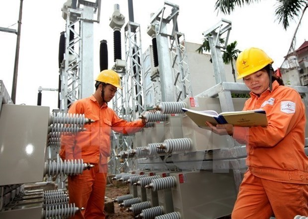 EVN to complete key power projects at year's end hinh anh 1