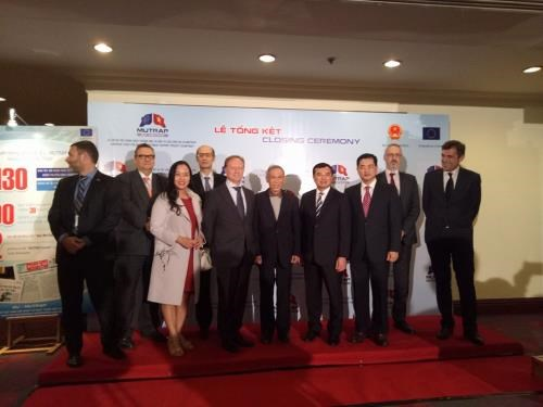 EU-MUTRAP project promotes Vietnam's deeper trade integration hinh anh 1