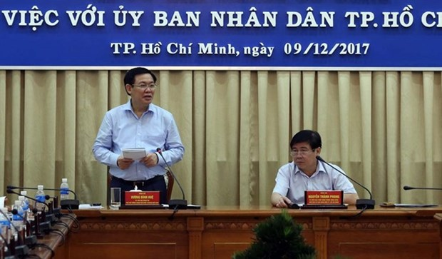 HCM City wants to up Gov't workers' salaries hinh anh 1