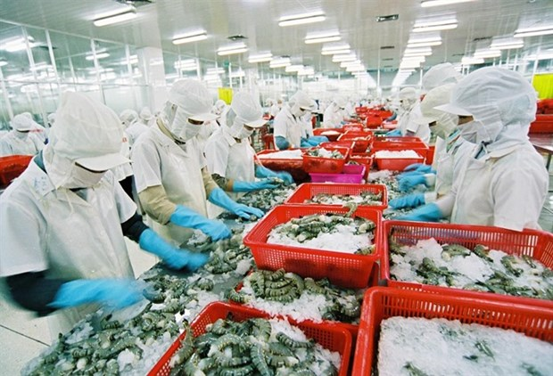 Seafood export turnover expected to hit 8.3 billion USD hinh anh 1