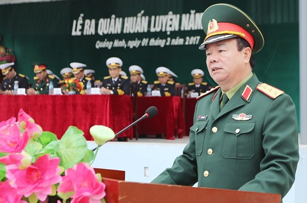 Vietnam People's Army celebrates anniversary with foreign guests hinh anh 1