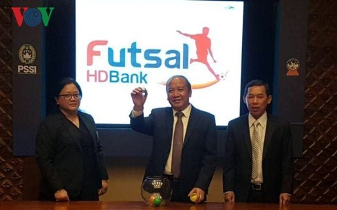 Vietnam in Group A at Asian futsal tourney hinh anh 1