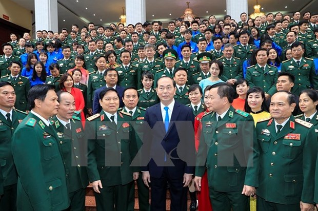 Border guards asked to play crucial role in safeguarding sovereignty hinh anh 1