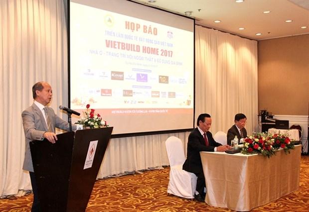 VIETBUILD Home expo to showcase household stuff hinh anh 1