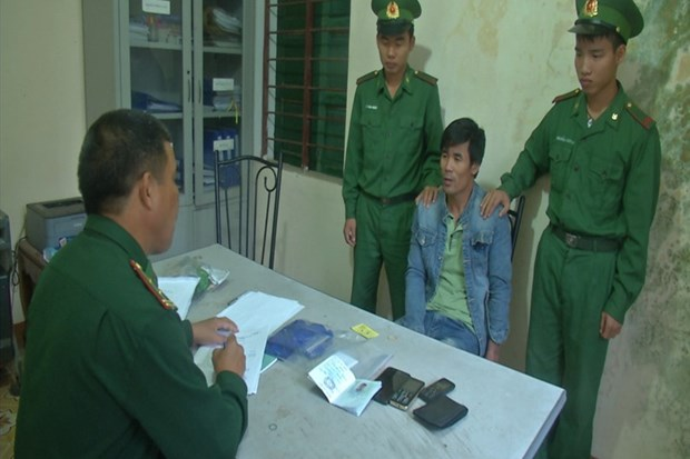 Quang Tri border guards uncover synthetic drug trafficking cases hinh anh 1