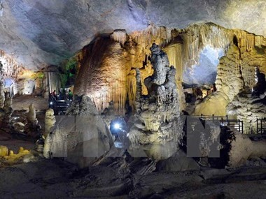 Additional 58 caves uncovered in Quang Binh hinh anh 1