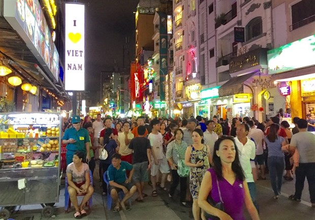 HCM City hopes to open more pedestrian streets hinh anh 1