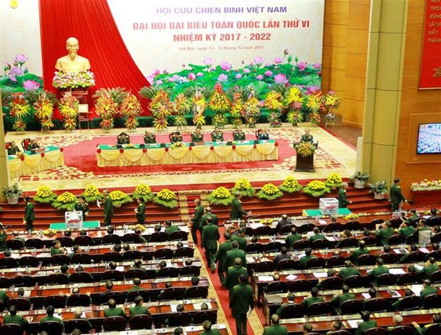 Party chief lauded veterans' contributions hinh anh 1