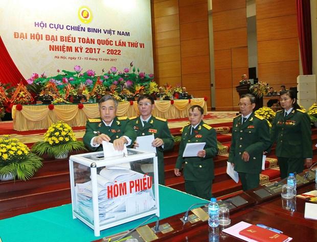Nguyen Van Duoc re-elected VWVA chairman hinh anh 1