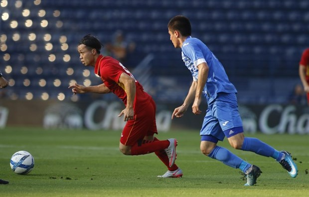 Vietnam loses to Uzbekistan in M-150 Cup final hinh anh 1