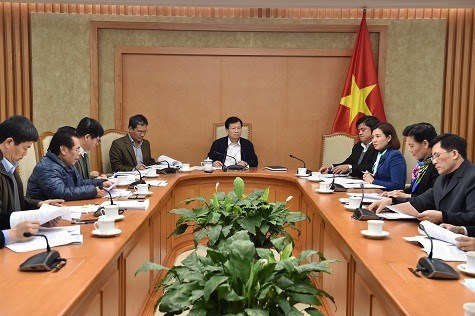Vietnam zeroes in on hunger elimination hinh anh 1
