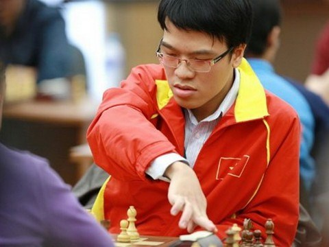 Liem shows poor performance at World Mind Games hinh anh 1