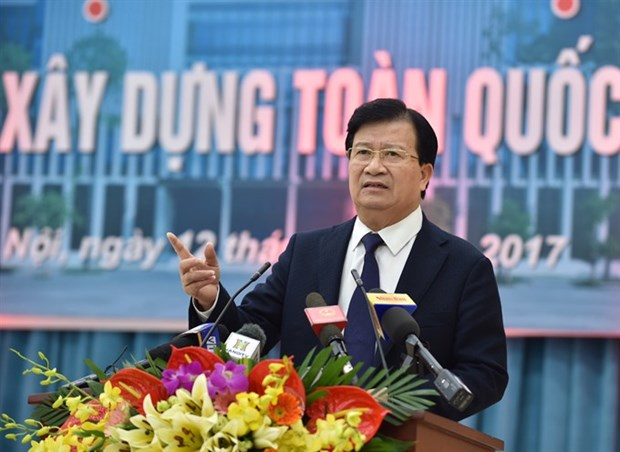 Building material industry must go green: Deputy PM hinh anh 1