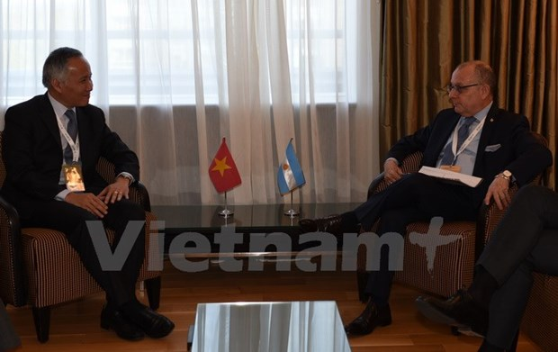 Vietnam, Argentina works to boost trade hinh anh 1