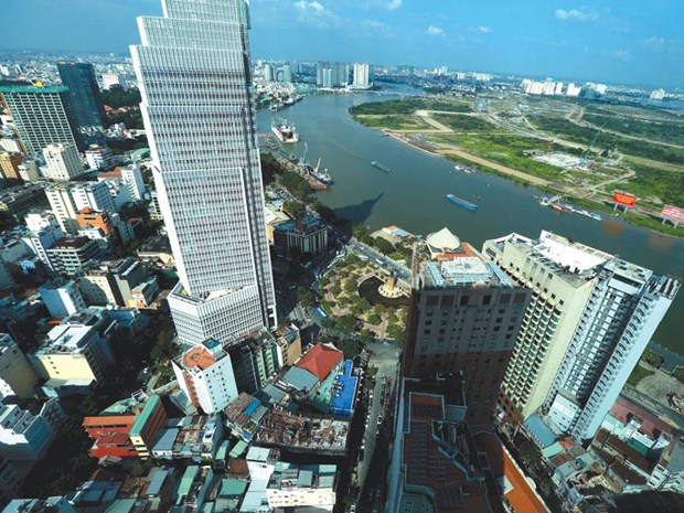 HCM City: FDI flow into property sector triples hinh anh 1