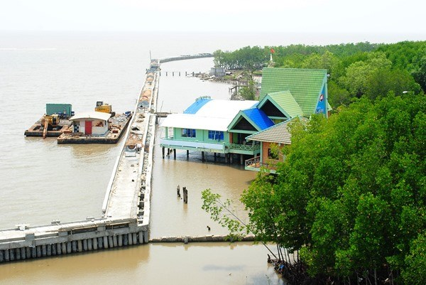 Experts seek to enhance water security in Mekong Delta hinh anh 1