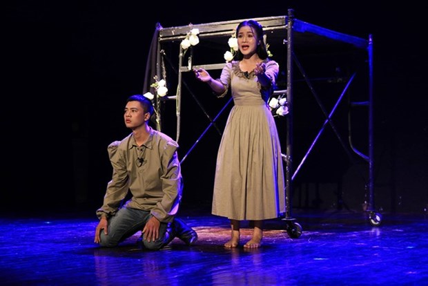 Special plays mark the 65th anniversary of VN theatre hinh anh 1