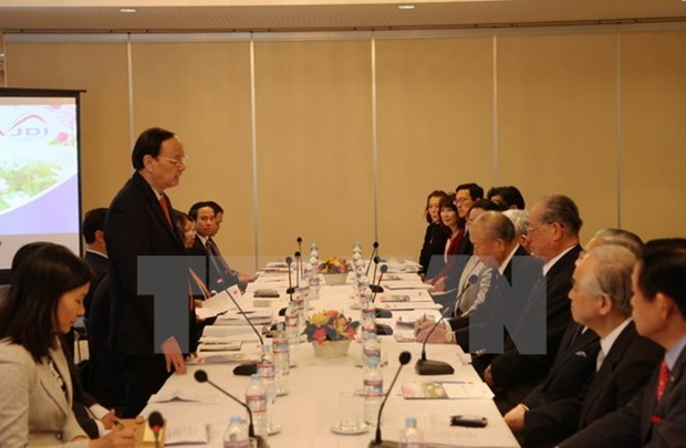 Friendship associations contribute to Vietnam – Japan relations hinh anh 1