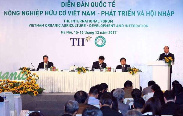 Organic farming – important part of Vietnam's agriculture, PM says hinh anh 1