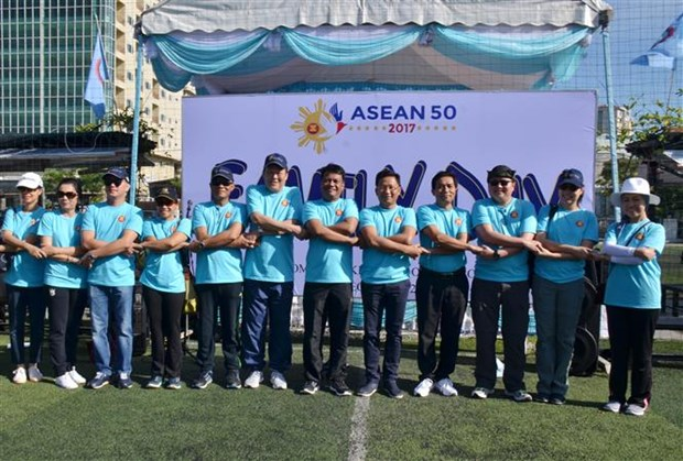 ASEAN Family Day celebrated in Cambodia hinh anh 1