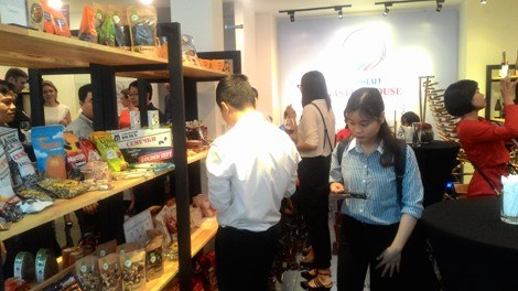 Russian products showcased in HCM City hinh anh 1