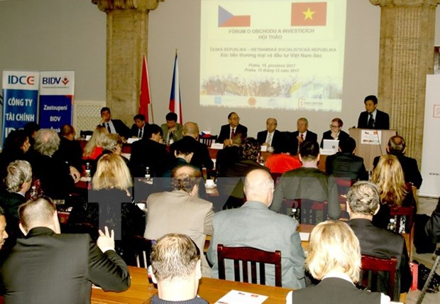Vietnam, Czech Republic seek to promote trade, investment hinh anh 1