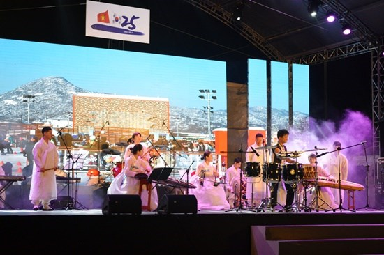 Curtain comes down on Korean Day in Quang Nam hinh anh 1