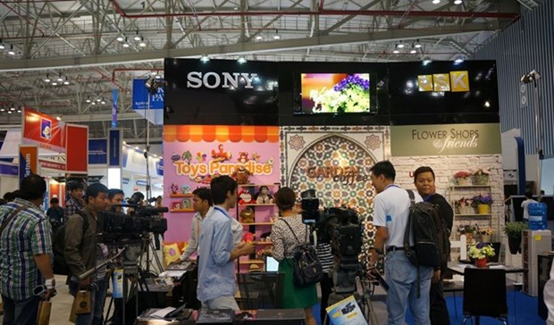Modern television technology to be on show hinh anh 1